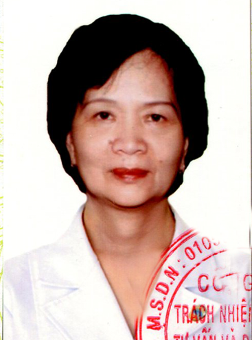 Tiến sĩ - Bác Sĩ Trương Tuyết Trinh