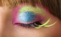 chất nhuộm có hại cho mắt