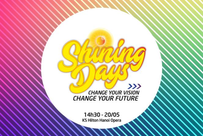 Shining Days 2018 - Ngày hội phẫu thuật khúc xạ của các bạn trẻ