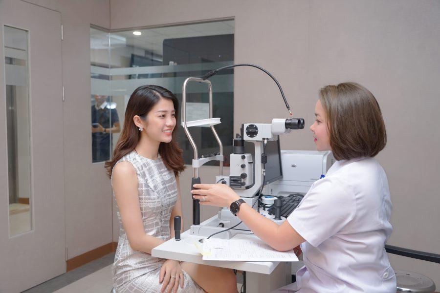 Trình Thị Mỹ Duyên - Phẫu thuật cận thị bằng PP Relex Smile tại Bệnh viện Mắt Quốc tế DND 2019