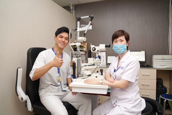 Nguyễn Quốc Việt, ReLEx SMILE