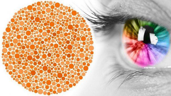 bệnh mù màu