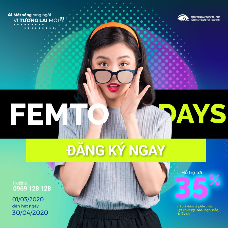 Femto Days DND 2020
