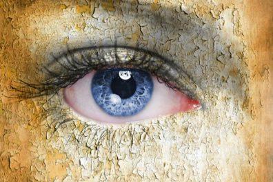 khô mắt