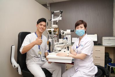 Nguyễn Quốc Việt, Shining days DND 2020 - Bệnh viện Mắt Quốc tế DND - ReLEx SMILE