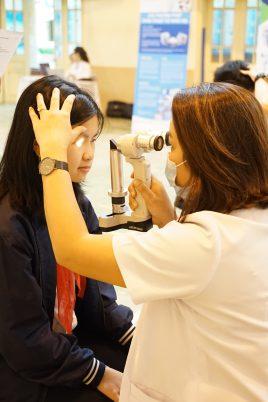 khám sức khỏe học đường